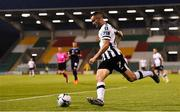 13 August 2019; Michael Duffy of Dundalk during the UEFA Europa League 3rd Qualifying Round 2nd Leg match between Dundalk and SK Slovan Bratislava at Tallaght Stadium in Tallaght, Dublin. Photo by Eóin Noonan/Sportsfile