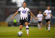 13 August 2019; Jamie McGrath of Dundalk during the UEFA Europa League 3rd Qualifying Round 2nd Leg match between Dundalk and SK Slovan Bratislava at Tallaght Stadium in Tallaght, Dublin. Photo by Eóin Noonan/Sportsfile