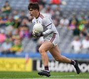 11 August 2019; Donie Halleran of Galway during the Electric Ireland GAA Football All-Ireland Minor Championship Semi-Final match between Kerry and Galway at Croke Park in Dublin. Photo by Ray McManus/Sportsfile