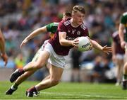 11 August 2019; Warren Seoige of Galway during the Electric Ireland GAA Football All-Ireland Minor Championship Semi-Final match between Kerry and Galway at Croke Park in Dublin. Photo by Ray McManus/Sportsfile