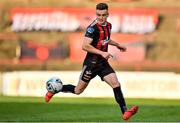 16 August 2019; Darragh Leahy of Bohemians during the SSE Airtricity League Premier Division match between Bohemians and UCD at Dalymount Park in Dublin. Photo by Sam Barnes/Sportsfile