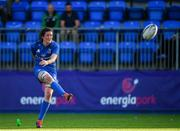 17 August 2019; Hannah O'Connorof Leinster during the Women's Interprovincial Rugby Championship match between Leinster and Connacht at Energia Park in Donnybrook, Dublin. Photo by Eóin Noonan/Sportsfile