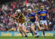 18 August 2019; Padraig Walsh of Kilkenny in action against Niall O'Meara of Tipperary during the GAA Hurling All-Ireland Senior Championship Final match between Kilkenny and Tipperary at Croke Park in Dublin. Photo by Brendan Moran/Sportsfile