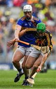 18 August 2019; Joey Holden of Kilkenny in action against Michael Breen of Tipperary during the GAA Hurling All-Ireland Senior Championship Final match between Kilkenny and Tipperary at Croke Park in Dublin. Photo by Brendan Moran/Sportsfile