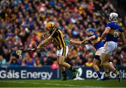 18 August 2019; Colin Fennelly of Kilkenny  in action against John McGrath of Tipperary during the GAA Hurling All-Ireland Senior Championship Final match between Kilkenny and Tipperary at Croke Park in Dublin. Photo by Eóin Noonan/Sportsfile