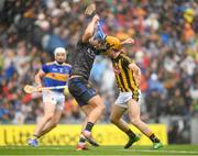 18 August 2019; Brian Hogan of Tipperary is tackled by Colin Fennelly of Kilkenny during the GAA Hurling All-Ireland Senior Championship Final match between Kilkenny and Tipperary at Croke Park in Dublin. Photo by Eóin Noonan/Sportsfile