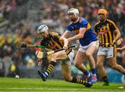 18 August 2019; TJ Reid of Kilkenny  in action against Séamus Kennedy of Tipperary during the GAA Hurling All-Ireland Senior Championship Final match between Kilkenny and Tipperary at Croke Park in Dublin. Photo by Ray McManus/Sportsfile