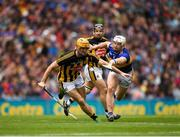 18 August 2019; Colin Fennelly of Kilkenny  in action against Padraic Maher of Tipperary  during the GAA Hurling All-Ireland Senior Championship Final match between Kilkenny and Tipperary at Croke Park in Dublin. Photo by Eóin Noonan/Sportsfile