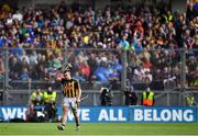 18 August 2019; Richie Hogan of Kilkenny leaves the pitch after being shown a red card during the GAA Hurling All-Ireland Senior Championship Final match between Kilkenny and Tipperary at Croke Park in Dublin. Photo by Brendan Moran/Sportsfile