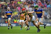 18 August 2019; Cillian Buckley of Kilkenny in action against Noel McGrath of Tipperary during the GAA Hurling All-Ireland Senior Championship Final match between Kilkenny and Tipperary at Croke Park in Dublin. Photo by Brendan Moran/Sportsfile