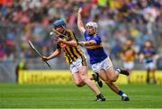 18 August 2019; John Donnelly of Kilkenny in action against Niall O'Meara of Tipperary during the GAA Hurling All-Ireland Senior Championship Final match between Kilkenny and Tipperary at Croke Park in Dublin. Photo by Piaras Ó Mídheach/Sportsfile