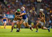 18 August 2019; Niall O'Meara of Tipperary  is tackled by Paul Murphy of Kilkenny during the GAA Hurling All-Ireland Senior Championship Final match between Kilkenny and Tipperary at Croke Park in Dublin. Photo by Eóin Noonan/Sportsfile
