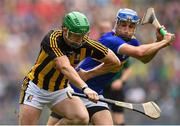 18 August 2019; Paul Murphy of Kilkenny in action against John McGrath of Tipperary during the GAA Hurling All-Ireland Senior Championship Final match between Kilkenny and Tipperary at Croke Park in Dublin. Photo by Seb Daly/Sportsfile