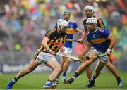 18 August 2019; Conor Fogarty of Kilkenny in action against Niall O'Meara of Tipperary during the GAA Hurling All-Ireland Senior Championship Final match between Kilkenny and Tipperary at Croke Park in Dublin. Photo by Seb Daly/Sportsfile