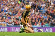 18 August 2019; Colin Fennelly of Kilkenny reacts after a missed opportunity to score during the GAA Hurling All-Ireland Senior Championship Final match between Kilkenny and Tipperary at Croke Park in Dublin. Photo by Brendan Moran/Sportsfile