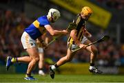 18 August 2019; Billy Ryan of Kilkenny in action against Padraic Maher of Tipperary during the GAA Hurling All-Ireland Senior Championship Final match between Kilkenny and Tipperary at Croke Park in Dublin. Photo by Seb Daly/Sportsfile