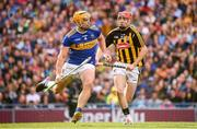 18 August 2019; Ronan Maher of Tipperary in action against James Maher of Kilkenny during the GAA Hurling All-Ireland Senior Championship Final match between Kilkenny and Tipperary at Croke Park in Dublin. Photo by Stephen McCarthy/Sportsfile