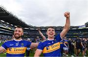 18 August 2019; James Barry, left, with Ronan Maher of Tipperary following the GAA Hurling All-Ireland Senior Championship Final match between Kilkenny and Tipperary at Croke Park in Dublin. Photo by Eóin Noonan/Sportsfile