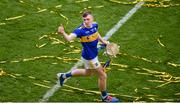 18 August 2019; Séamus Kennedy of Tipperary celebrates with the Liam MacCarthy cup after the GAA Hurling All-Ireland Senior Championship Final match between Kilkenny and Tipperary at Croke Park in Dublin. Photo by Daire Brennan/Sportsfile