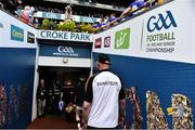 18 August 2019; Kilkenny manager Brian Cody leaves the pitch after the GAA Hurling All-Ireland Senior Championship Final match between Kilkenny and Tipperary at Croke Park in Dublin. Photo by Brendan Moran/Sportsfile