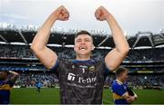 18 August 2019; Brian Hogan of Tipperary celebrates following the GAA Hurling All-Ireland Senior Championship Final match between Kilkenny and Tipperary at Croke Park in Dublin. Photo by Stephen McCarthy/Sportsfile