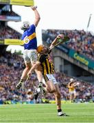 18 August 2019; Padraic Maher of Tipperary and Billy Ryan of Kilkenny during the GAA Hurling All-Ireland Senior Championship Final match between Kilkenny and Tipperary at Croke Park in Dublin. Photo by Stephen McCarthy/Sportsfile