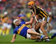 18 August 2019; Padraic Maher of Tipperary in action against Billy Ryan of Kilkenny during the GAA Hurling All-Ireland Senior Championship Final match between Kilkenny and Tipperary at Croke Park in Dublin. Photo by Seb Daly/Sportsfile