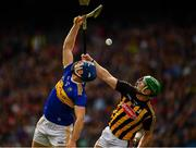 18 August 2019; Jason Forde of Tipperary in action against Paul Murphy of Kilkenny during the GAA Hurling All-Ireland Senior Championship Final match between Kilkenny and Tipperary at Croke Park in Dublin. Photo by Ray McManus/Sportsfile