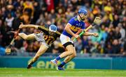 18 August 2019; John McGrath of Tipperary is tackled by Huw Lawlor of Kilkenny during the GAA Hurling All-Ireland Senior Championship Final match between Kilkenny and Tipperary at Croke Park in Dublin. Photo by Ray McManus/Sportsfile