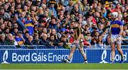 18 August 2019; Richie Hogan of Kilkenny leaves the field after being sent off by referee James Owens during the GAA Hurling All-Ireland Senior Championship Final match between Kilkenny and Tipperary at Croke Park in Dublin. Photo by Piaras Ó Mídheach/Sportsfile