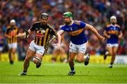 18 August 2019; Richie Hogan of Kilkenny in action against Noel McGrath of Tipperary  during the GAA Hurling All-Ireland Senior Championship Final match between Kilkenny and Tipperary at Croke Park in Dublin. Photo by Ray McManus/Sportsfile