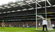 18 August 2019; John O'Dwyer of Tipperary celebrates after scoring his side's third goal the GAA Hurling All-Ireland Senior Championship Final match between Kilkenny and Tipperary at Croke Park in Dublin. Photo by Ray McManus/Sportsfile