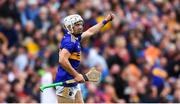 18 August 2019; Niall O'Meara of Tipperary celebrates scoring his side's first goal during the GAA Hurling All-Ireland Senior Championship Final match between Kilkenny and Tipperary at Croke Park in Dublin. Photo by Piaras Ó Mídheach/Sportsfile
