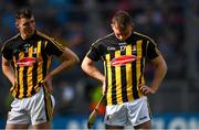 18 August 2019; Kilkenny players Huw Lawlor, left, and Conor Delaney dejected after the GAA Hurling All-Ireland Senior Championship Final match between Kilkenny and Tipperary at Croke Park in Dublin. Photo by Piaras Ó Mídheach/Sportsfile