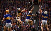 18 August 2019; TJ Reid of Kilkenny and Padraic Maher of Tipperary during the GAA Hurling All-Ireland Senior Championship Final match between Kilkenny and Tipperary at Croke Park in Dublin. Photo by Stephen McCarthy/Sportsfile