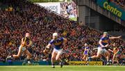 18 August 2019; A Sky Sports advertisment featuring Dublin footballer Ciarán Kilkenny is seen outside of Croke Park during the GAA Hurling All-Ireland Senior Championship Final match between Kilkenny and Tipperary at Croke Park in Dublin. Photo by Stephen McCarthy/Sportsfile