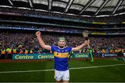 18 August 2019; Noel McGrath of Tipperary celebrates following the GAA Hurling All-Ireland Senior Championship Final match between Kilkenny and Tipperary at Croke Park in Dublin. Photo by Stephen McCarthy/Sportsfile