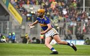 18 August 2019; Barry Heffernan of Tipperary during the GAA Hurling All-Ireland Senior Championship Final match between Kilkenny and Tipperary at Croke Park in Dublin. Photo by Sam Barnes/Sportsfile