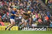 18 August 2019; Colin Fennelly of Kilkenny in action against Ronan Maher of Tipperary during the GAA Hurling All-Ireland Senior Championship Final match between Kilkenny and Tipperary at Croke Park in Dublin. Photo by Sam Barnes/Sportsfile
