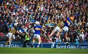 18 August 2019; Adrian Mullen of Kilkenny in action against Barry Heffernan of Tipperary during the GAA Hurling All-Ireland Senior Championship Final match between Kilkenny and Tipperary at Croke Park in Dublin. Photo by Sam Barnes/Sportsfile