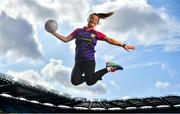 19 August 2019; In attendance at the official launch of the Lidl #SeriousSupport Schools Programme at Croke Park in Dublin, proudly supported by the Ladies Gaelic Football Association and delivered by the Youth Sports Trust, is footballer Elish Ward of Donegal. Lidl Ireland has invested over €125,000 in this new initiative which aims to reduce the drop-off rate in sport participation amongst girls aged 11-14 years. Photo by David Fitzgerald/Sportsfile