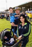 19 August 2019; The Lynch family, from Roscrea, Co Tipperary, at the Tipperary All-Ireland hurling champions homecoming event at Semple Stadium in Thurles, Tipperary. Photo by Sam Barnes/Sportsfile
