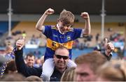19 August 2019; Tipperary supporters at the Tipperary All-Ireland hurling champions homecoming event at Semple Stadium in Thurles, Tipperary. Photo by Sam Barnes/Sportsfile