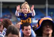 19 August 2019; A young Tipperary supporter at the Tipperary All-Ireland hurling champions homecoming event at Semple Stadium in Thurles, Tipperary. Photo by Sam Barnes/Sportsfile
