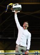 19 August 2019; Brendan Maher of Tipperary with the Liam MacCarthy cup at the Tipperary All-Ireland hurling champions homecoming event at Semple Stadium in Thurles, Tipperary. Photo by Sam Barnes/Sportsfile
