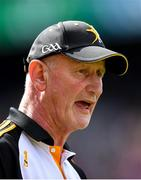 18 August 2019; Kilkenny manager Brian Cody before the GAA Hurling All-Ireland Senior Championship Final match between Kilkenny and Tipperary at Croke Park in Dublin. Photo by Piaras Ó Mídheach/Sportsfile