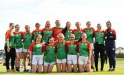 20 August 2019; Carlow team ahead of the 2019 LGFA Under-17 Academy Day at the GAA National Games Development Centre in Abbotstown, Dublin. Photo by Eóin Noonan/Sportsfile