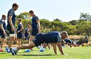 20 August 2019; Rory Best during Ireland Rugby squad training at The Campus in Quinta do Lago, Faro, Portugal. Photo by Ramsey Cardy/Sportsfile