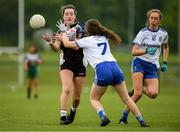 20 August 2019; Action from the game between Sligo and Monaghan during the 2019 LGFA Under-17 Academy Day at the GAA National Games Development Centre in Abbotstown, Dublin. Photo by Eóin Noonan/Sportsfile