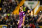 19 August 2019; John Mountney of Dundalk during the EA Sports Cup Semi-Final match between Dundalk and Bohemians at Oriel Park in Dundalk, Co. Louth. Photo by Ben McShane/Sportsfile